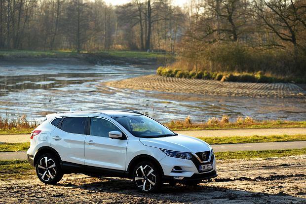 Nissan Qashqai - cennik 2018. W ofercie pojawiły się nowe silniki opracowane z Mercedesem