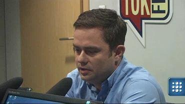 Adam Hofman w TOK FM
