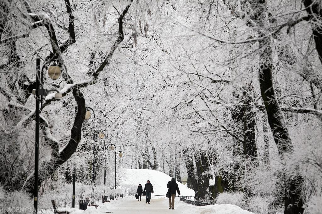 Pogoda znów zrobi się zimowa