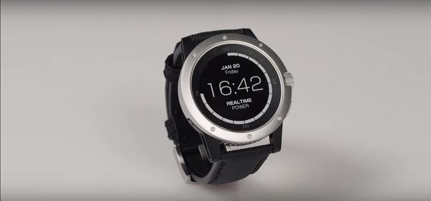 The PowerWatch - zegarek zasilany temperaturą ciała/YouTube.com