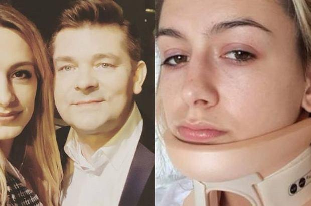 Justyna Lubas, wokalistka popularnego zespołu disco polo miała wypadek. Dziewczyny z Top Girls opisały zdarzenie na Facebooku.
