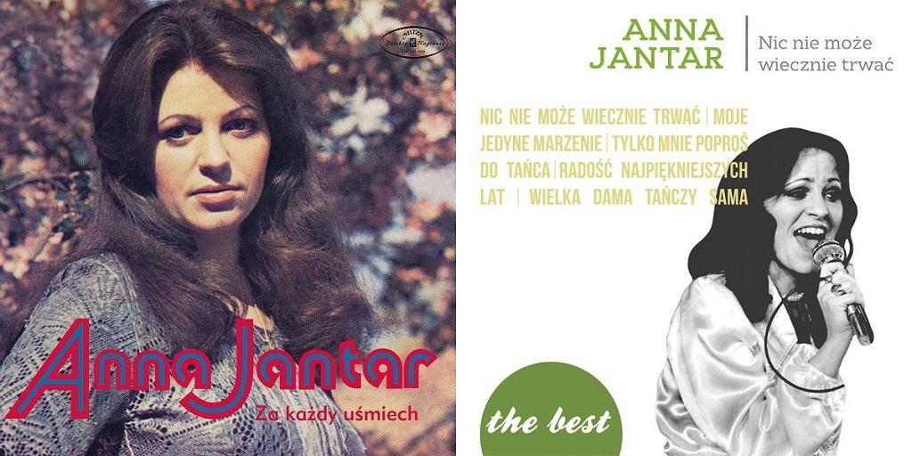 Okładki płyt Anny Jantar