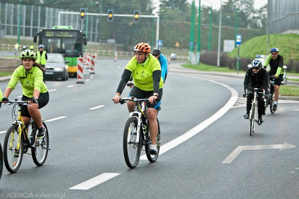 13 września 2015 r.: ŠKODA Poznań Bike Challenge