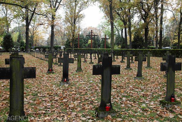 Zdjęcie numer 46 w galerii - Wszystkich Świętych we Wrocławiu. Cmentarze w kwiatach [ZDJĘCIA]