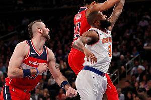 """NBA. Wizards odrobili 27 punktów straty, Durant z pierwszą """"50"""" dla Warriors"""