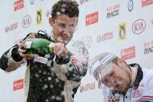KIA LOTOS RACE   Brno   Bartłomiej Mirecki Mistrzem Polski 2013
