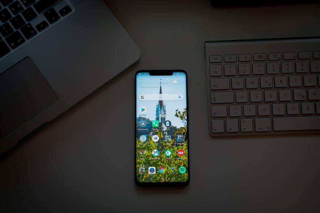 Nowe telefony Huawei mają trafić do sprzedaży bez aplikacji i usług Google (zdjęcie ilustracyjne)