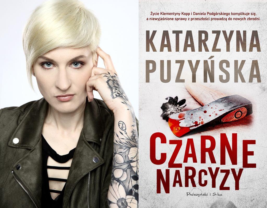 Katarzyna Puzyńska, 'Czarne narcyzy'