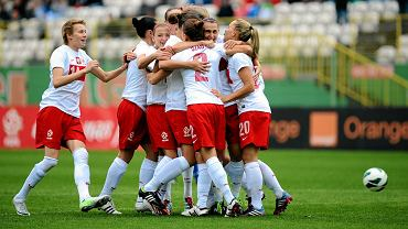 Reprezentacja Polski kobiet w piłce nożnej.