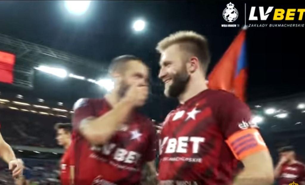 Paweł Brożek i Jakub Błaszczykowski