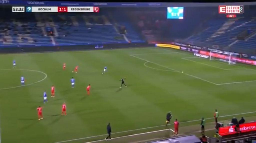 Kuriozalna bramka w meczu 2. Bundesligi