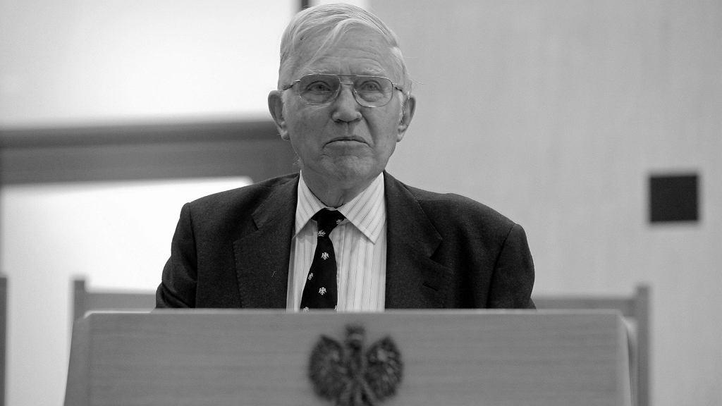 Profesor Zbigniew Pełczyński