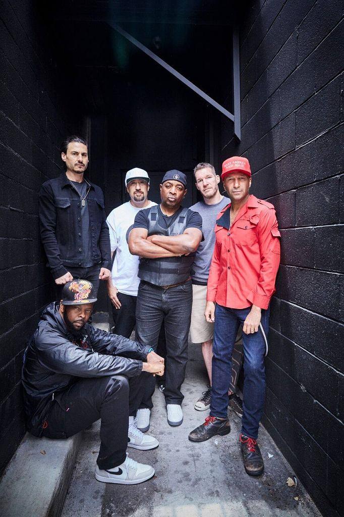 W piątek na dużej scenie Open'er Festival 2017 wystąpi amerykańska supergrupa Prophets of Rage.