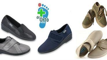 Buty dla cukrzyków
