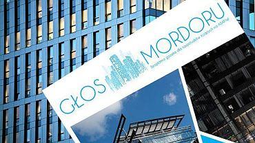 Pierwsza korporacyjna gazeta Głos Mordoru
