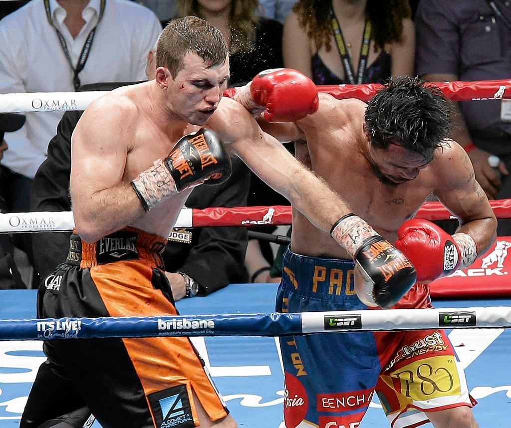 Manny Pacquiao - Jeff Horn
