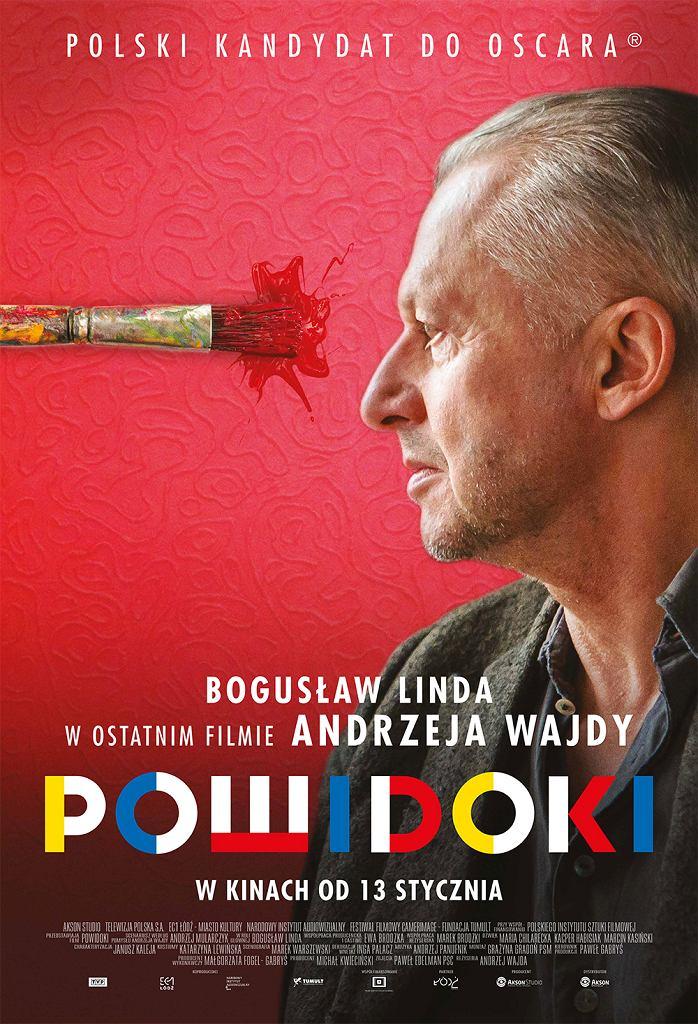 Plakat filmu 'Powidoki'