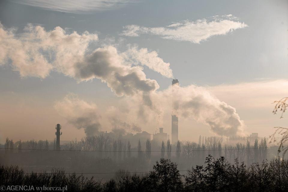 Smog w Lublinie, 11 stycznia 2017