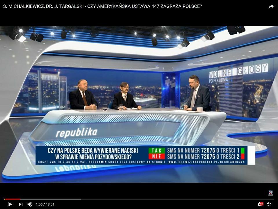 Czy amerykańska ustawa 447 zagraża Polsce?