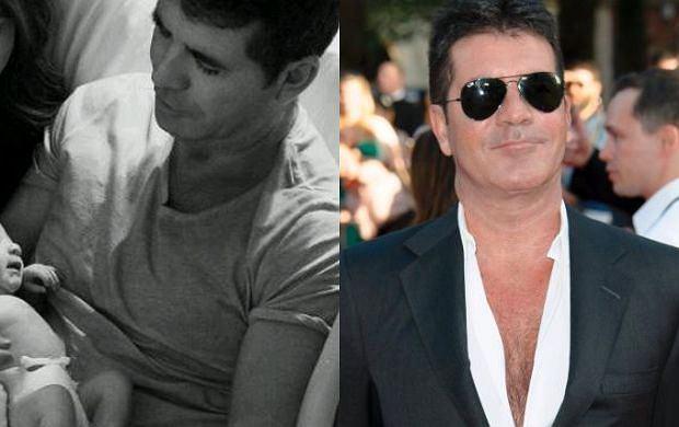 Simon Cowell, dziecko