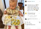 Olga Frycz opublikowała zdjęcie, na którym widać twarz jej córki. Fani skomentowali posiłek, który zaserwowała Helence