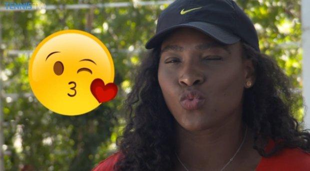 Emoji tenisistki