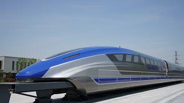 Prototyp superszybkiego pociągu