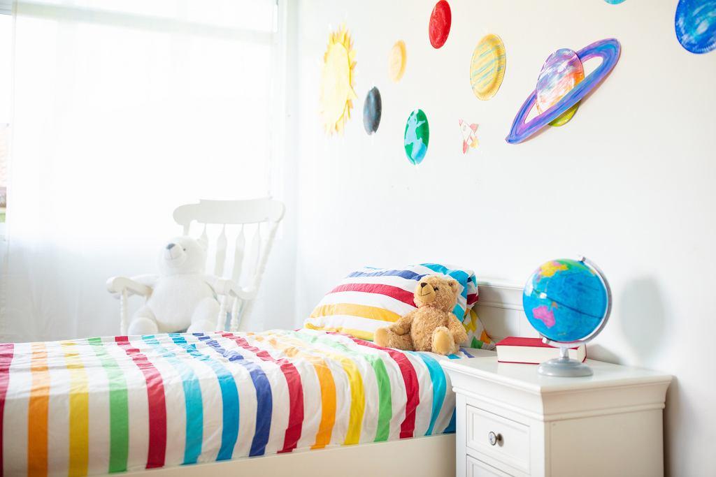 Naklejki na ścianę dla dzieci pomogą szybko ozdobić pokój
