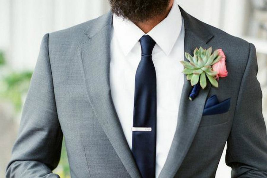 garnitury ślubne męskie