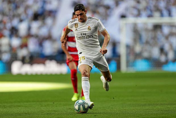 W trzy miesiące z ławki rezerwowych na sam środek Camp Nou. Fede Valverde nadzieją Realu