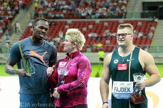 Memorial Kamili Skolimowskiej. Anita Włodarczyk oraz Usain Bolt i Paweł Fajdek