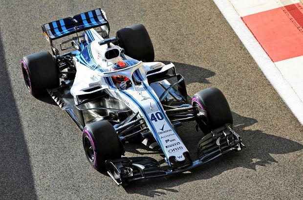 Będzie można oglądać testy F1 i Roberta Kubicy w tv! Na razie tylko w Wielkiej Brytanii