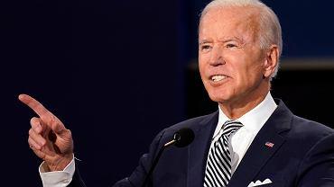 Debata Donald Trump - Joe Biden