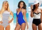 Jednoczęściowe kostiumy kąpielowe - najciekawsze modele