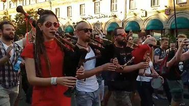 Protesty w Mińsku, 16.08.20