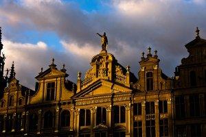 Rowerem po Europie: Belgia - tu rowerzysta ma pierwszeństwo!