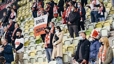 Polska - Finlandia 5:1. Kibiców na Stadionie Energa było tylko ok. 2 tys