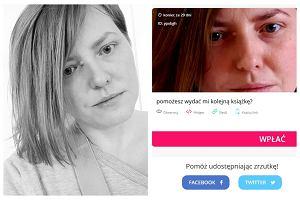 Isabel Olchowicz Marcinkiewicz zbiera pieniądze na książkę