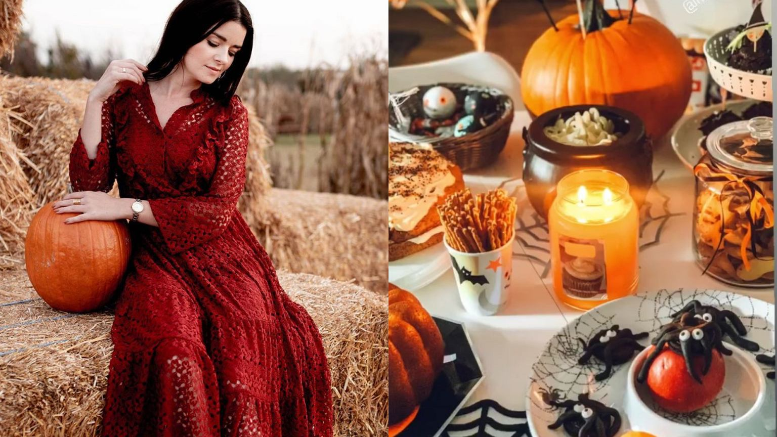 Patrycja Sołtysik świętuje Halloween. Urządziła imprezę dla przyjaciół. Te dekoracje robią wrażenie
