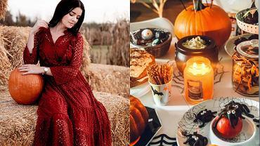 Patrycja Sołtysik w Halloween