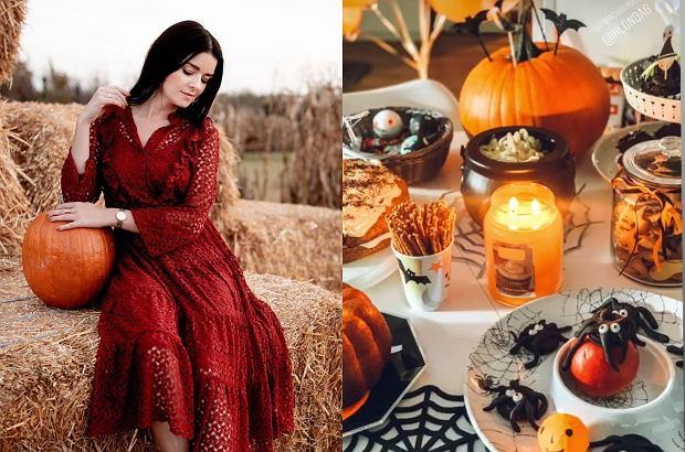 Patrycja Sołtysik zorganizowała przyjęcie z okazji Halloween. Zadbała o najmniejszy szczegół, a przygotowane przez nią dekoracje robią niemałe wrażenie.
