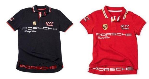 Porsche koszulki