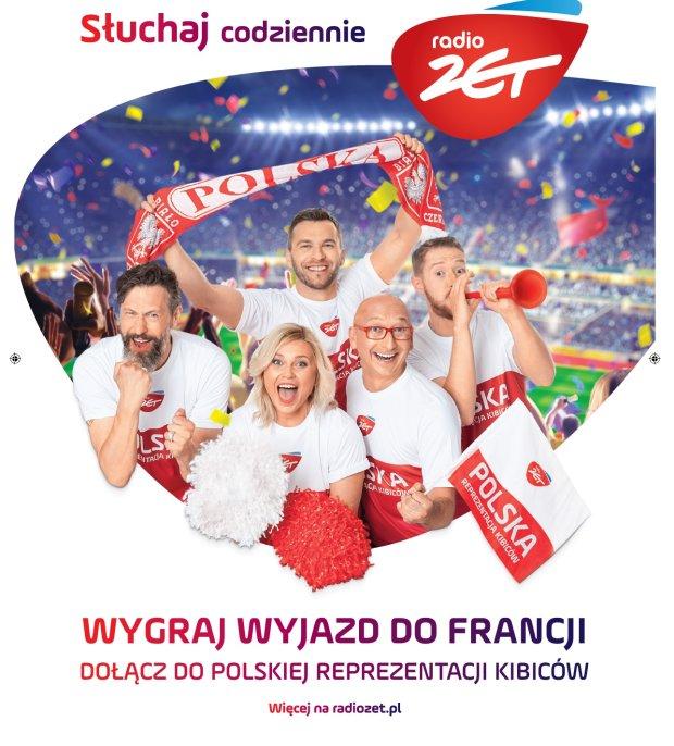 Uwaga, konkurs! Radio ZET kompletuje Polską Reprezentację Kibiców!