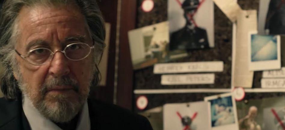 Al Pacino w 'Hunters'