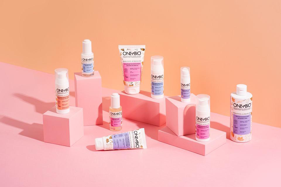 Kosmetyki  z serii Bakuchiol&Squalane  od OnlyBIO