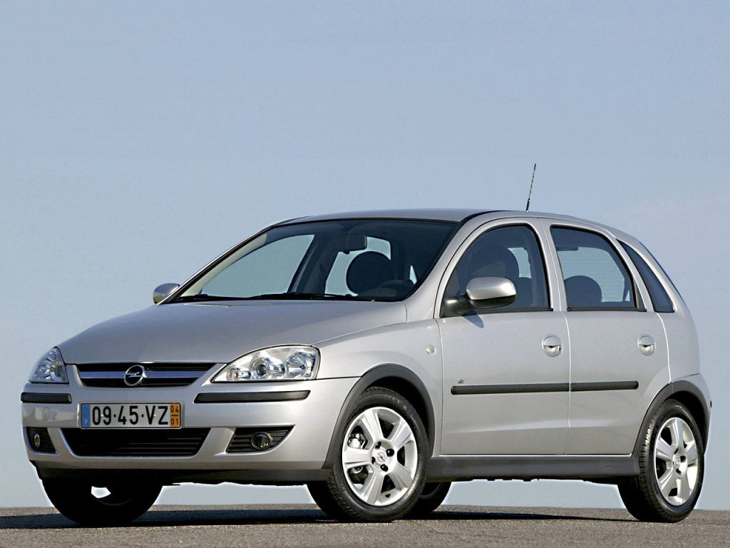 Opel Corsa III