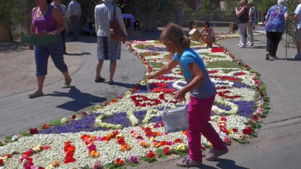 Boże Ciało Turyści Z Całej Polski Przyjadą Do Spycimierza