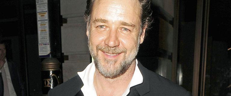 Russell Crowe jest nie do poznania. Najnowsze zdjęcia aktora szokują
