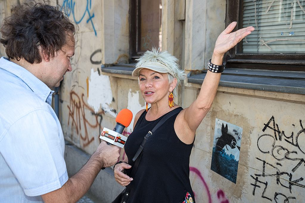 Małgorzata Ostrowska gościem 'Wakacji z gwiazdami w Radiu Złote Przeboje'