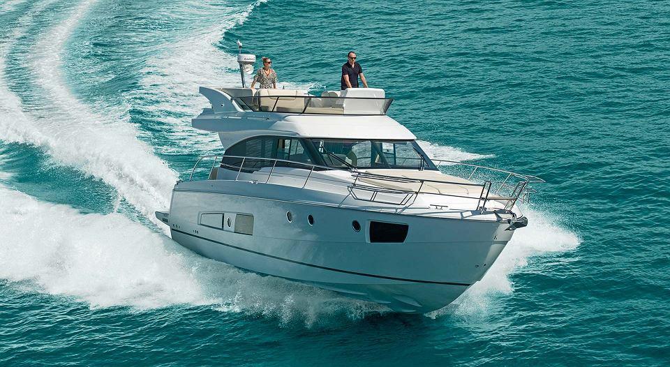 Jacht stoczni Bavaria Yachts